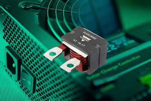 New IPLA 32 Planar Choke Inductor is Magnetically Shielded for Low EMI