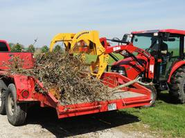 New Universal Skid Steer Brush Crusher Offers Flexibility to Clamp and Pick