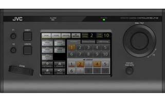 Latest RM-LP100 Remote Camera Controller Acts as Virtual CCU for IP-Enabled Camera