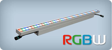 New ColourLine Wet RGBW Outdoor LEDs Come with On-Boarded Programming and Firmware