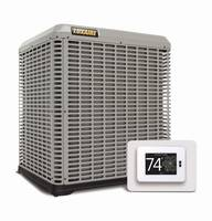 Johnson Introduces Luxaire Acclimate SEER Air Conditioner with SilentDrive Sound Reduction System
