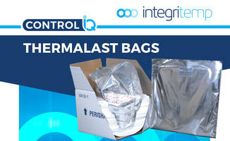 New ControliQ ThermaLast Bags are Suitable for Cold Chain Package Shipments