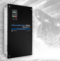 New OmniPulse DDC Series 2 Drive Improves Performance of DC-Operated Material Handling Applications