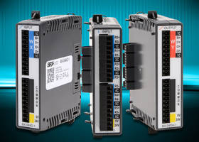 AutomationDirect Adds New BRX PLC I/O Expansion Modules for Machine and Process Control Applications