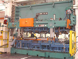 Atlas Technologies Announces the Completion of a Press Transfer System for a Major Tier One Supplier
