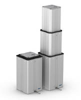 New SKF CPMT Telescopic Pillars Offer Virtually Maintenance-Free Vertical Motion