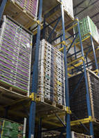 Steel King Introduces Drive-In Rack Systems with Unlimited Storage Depth