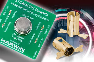 New 3-Point PCB Sockets Accommodate Pin Sizes Ranging from 0.80 to 1.90 mm