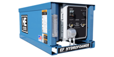 New 2/1EF Hydrofoamers Come with Chemical Flow Meters for Accurate Dose Rates