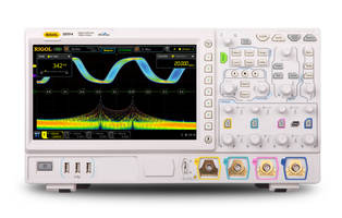 New Rigol DS/MSO7000 Series Oscilloscope Provides Mixed-signal and Four Bandwidth Versions that Offers 16 Digital Debug Channels