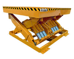 New MLT Series Hydraulic Lift Tables Handle Loads up to 120, 000 lbs