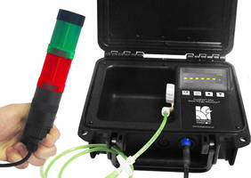 New PurgEye Site Weld Purge Monitor Offers Measurement from 10 to 1000 ppm