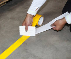 Visual Workplace Launches Floor-Mark Durable Floor Marking Tape with Ultra-Low Profile of 14 mil