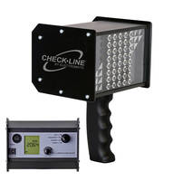 New Portable LS-3-LED Stroboscope Features 40 High-Performance LEDs in a 10 X 4 Matrix