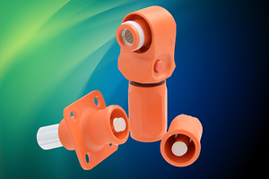 High Current Compression Lug from Amphenol is Certified to UL 1977