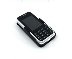 Handeholder Releases Holster for Verifone e285 mPOS Device with Multiple Mobility Functions