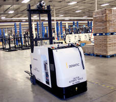 Ravago Manufacturing Americas Implements Automatic Guided Vehicle (AGV) Solution: Dematic Technology Optimizes New Facility