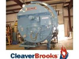New Cleaver Brooks Boilers Come with Hydrostatically Tested Blowdown Valves