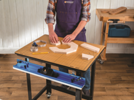 Rockler Introduces Worktop that Converts the Router Table Into a Usable Surface for Non-routing Projects