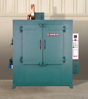 New Horizontal Air Flow Cabinet Oven is Equipped with 325 CFM Powered Forced Exhauster