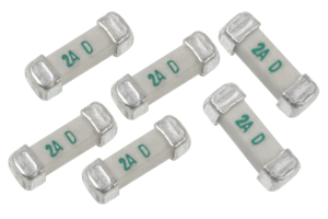 New 0678 Series Surface Mount Fuse Offers AC & DC High Amp Circuit Protection and High Interrupting Ratings