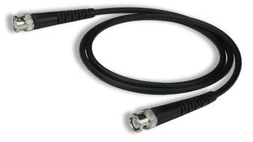 New CT4098 Series BNC Cable Assemblies are Constructed with Bend-Relief Boots