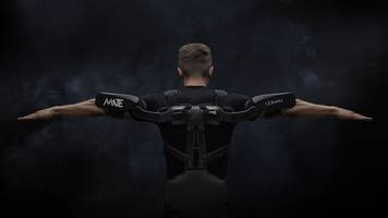 New MATE Exoskeleton Features a Passive Spring-Based Mechanism