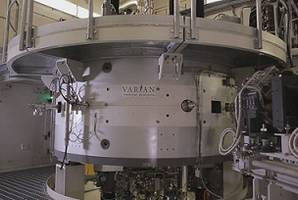 Varian Installs ProBeam Cyclotron at UCLH Proton Beam Therapy Center