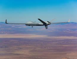 GA-ASI Conducts Successful Lightning Tests on MQ-9B