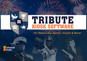 New Tribute Kiosk Software Allows Remote Monitoring