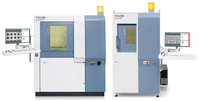 New ECO X-Ray Inspection Systems Come with High-Resolution FeinFocus Tubes