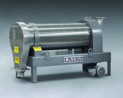 Latest Rotary Continuous Mixer Features Half-Horsepower Explosion-Proof Motor