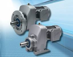New NORDBLOC.1 Helical Gears are Designed for High Speed and Torque Applications