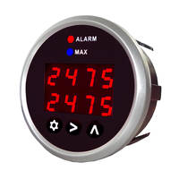 New DPG-SD-2 Series Digital Temperature Gauge Comes with Adjustable HI Alarm Set Point