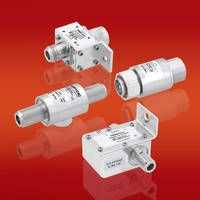 New Coaxial RF Surge and Lightning Protectors Feature VSWR as Low as 1.1:1