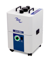 New ULT 200 Series Filtration System Automatically Adapts to Required Pollutant Capturing