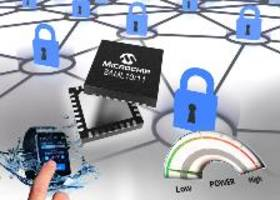 New MCU Families by Microchip Feature Low Power Consumption and Water-tolerant Capacitive Touch