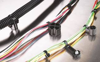 New Stud Mount Cable Ties are Made of UV Stabilized PA66 Material