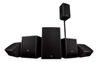 Latest DZR/DXS-XLF Series Speakers and Subwoofers Come with Advanced DSP