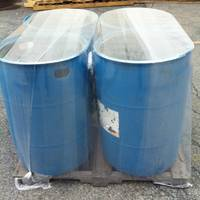Patent-Pending Orbital Wrapper Enables Safe Transport of Drums and Barrels as Unitized Pallet Load