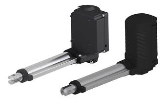 New Ecomag Linear Actuators Deliver Positioning Speeds up to 13 mm/s