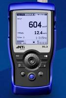 New Vibration Meter Features 1 Hz to 1.7 kHz Analysis Range