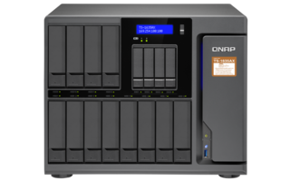 New TS-1635AX NAS Systems Support Qtier 2.0 for Automatic Tiered Storage