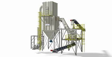 New Air Classifier Systems Use Dry Processing Approach