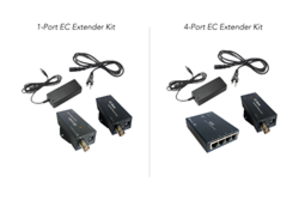 New EC Extender Kits Enhances the Standard Ethernet Switch Delivering PoE Over Coax by 4000 ft.
