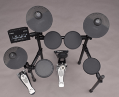 Latest DTX402 Series Electronic Drum Kits Help in Improving Drumming Skills and Techniques