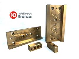 New C95900 Aluminum Bronze Series of Products Features High Hardness and Strength