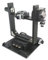 New Three-Axis Gimbal Mount Features Full 360 Degrees Rotation of Each Axis