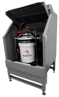 RADIA Shakes it up in its Explosion-Proof Mixer with Optidrive Compact
