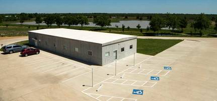 Lonestar Prestress Responsibly Builds Impressive Headquarters and Plant, Featuring Easi-Set Buildings on a Greenfield Site